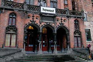 Howest campus centrum